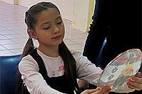 Декупаж с нанесением объемного рисунка в ТК «ЕвроМАГ»