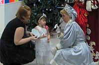 Новогодняя елка для детей из малообеспеченных семей в ТК «ЕвроМАГ»